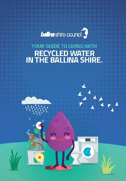 recycled water guide front cover image